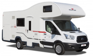 Motorhome Zefrio 690 Hire or rent in Scotland
