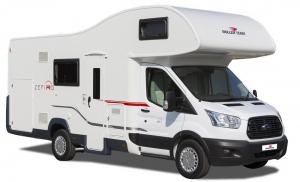 Motorhome Zefrio 690 Hire or rent in Scotland